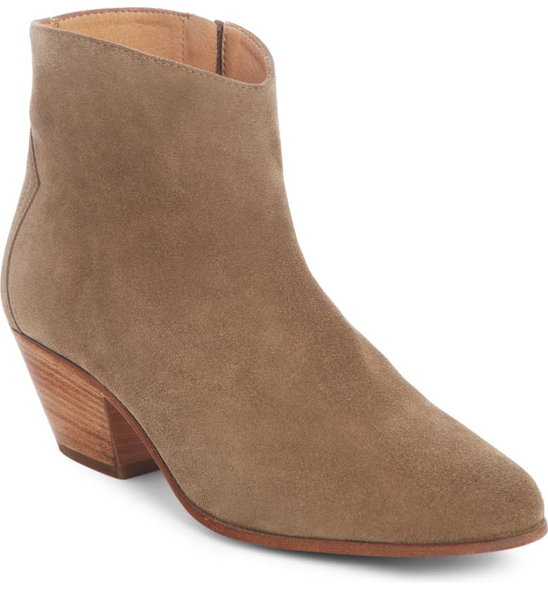 buying now outlet for sale latest style Dacken Stacked Heel Bootie