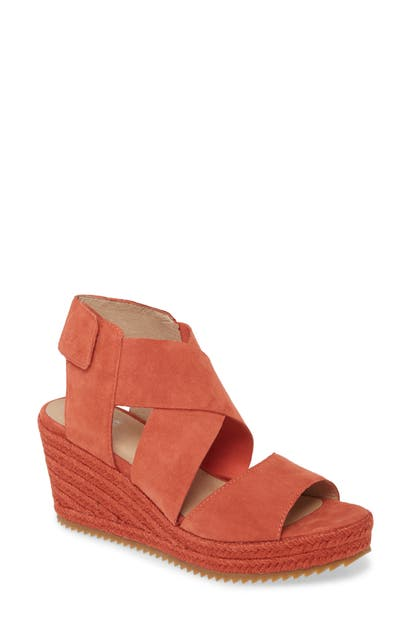 Eileen Fisher Sandals WILLOW STRAPPY WEDGE SANDAL
