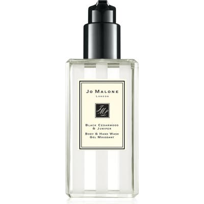 Jo Malone London(TM) Black Cedarwood & Juniper Body & Hand Wash