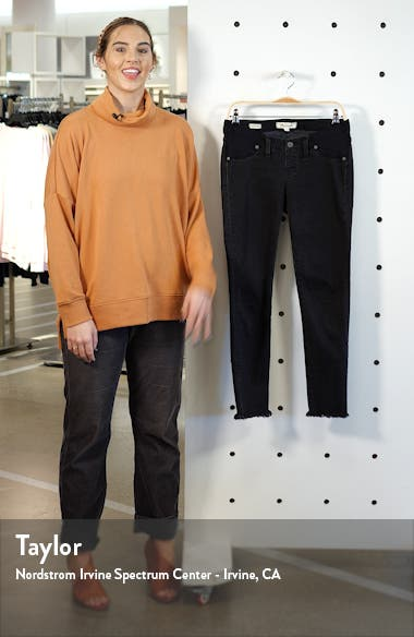 Maternity Adjustable Edition: Side-Panel Skinny Jeans, sales video thumbnail
