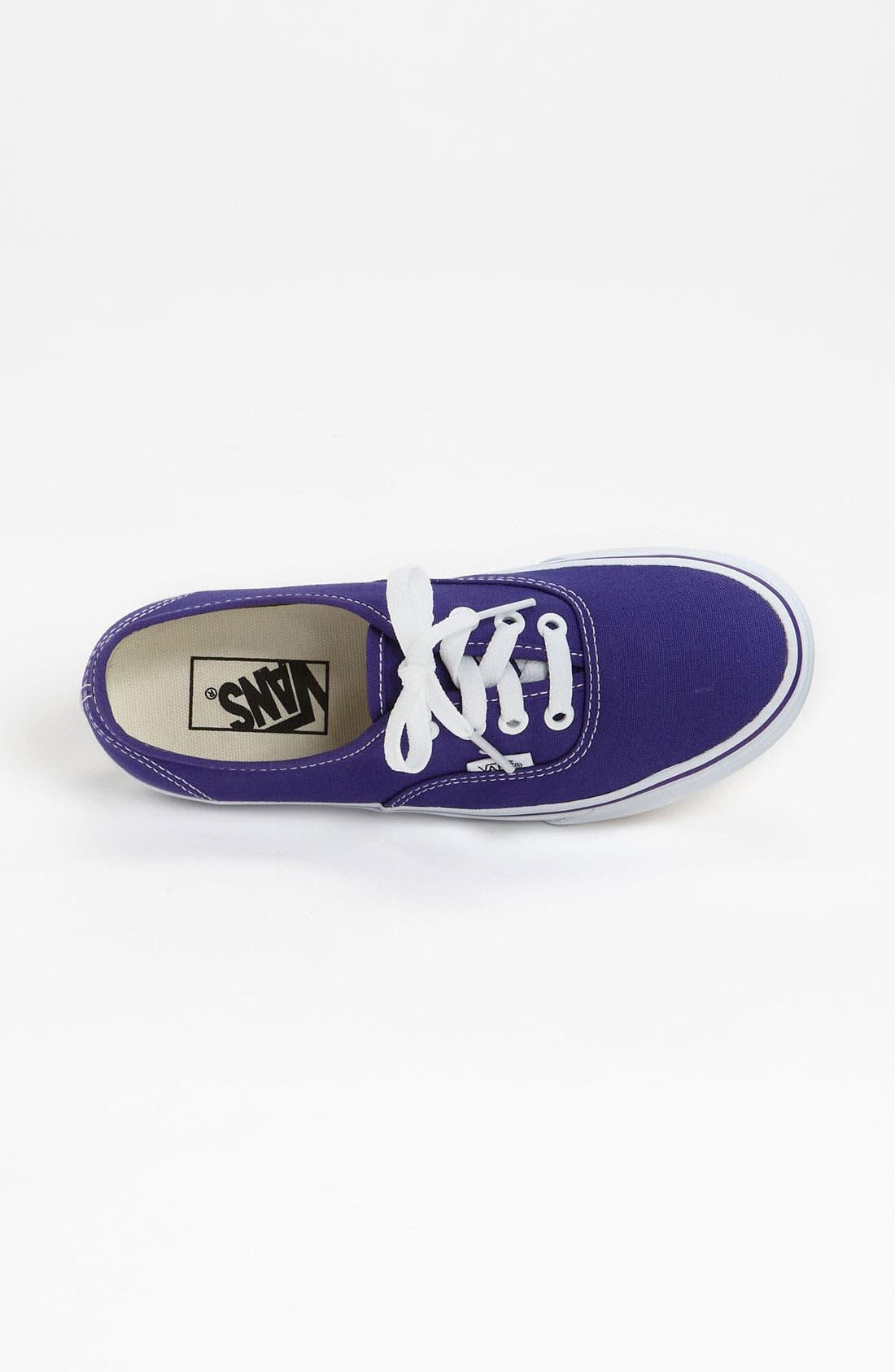 ,                             'Authentic' Sneaker,                             Alternate thumbnail 669, color,                             505