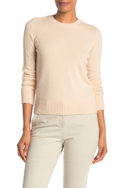 Image of Vince Cashmere Knit Sweater