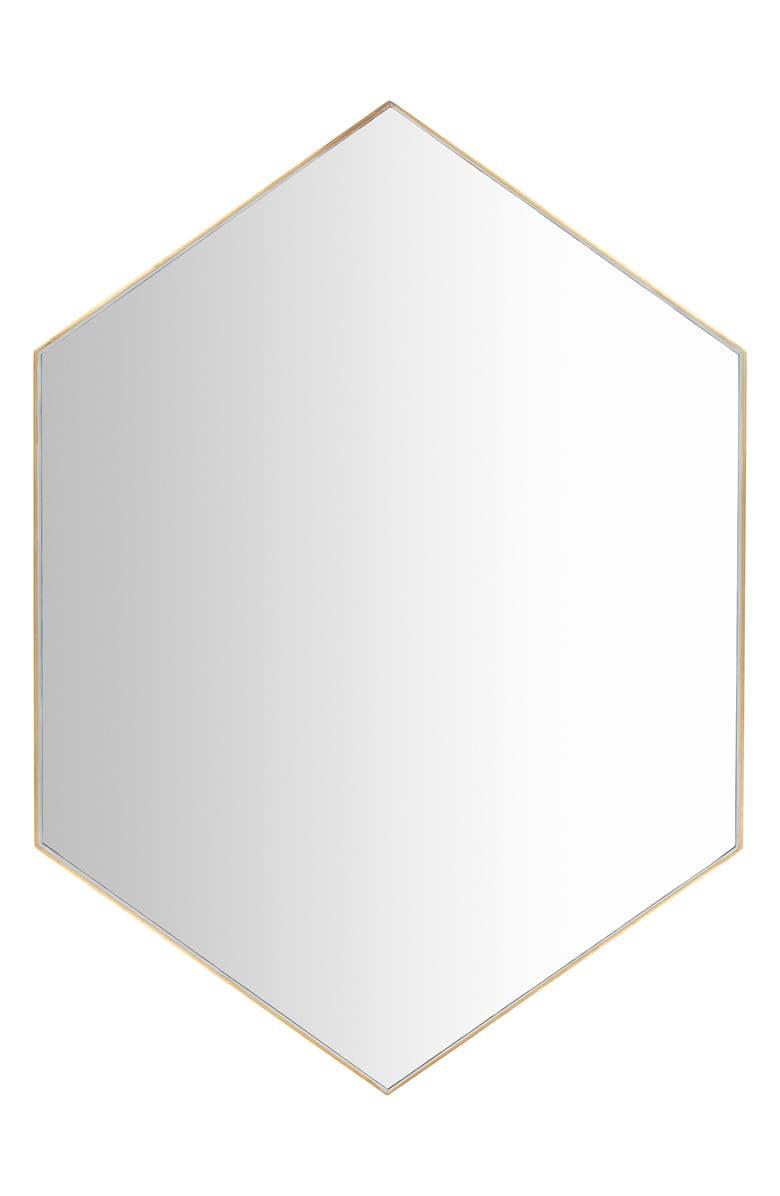 SURYA HOME McLin Mirror, Main, color, BLACK