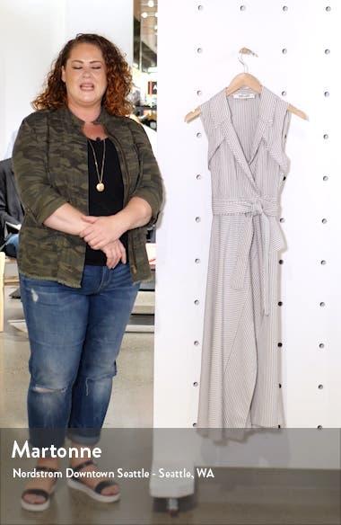 Charleigh Midi Wrap Dress, sales video thumbnail