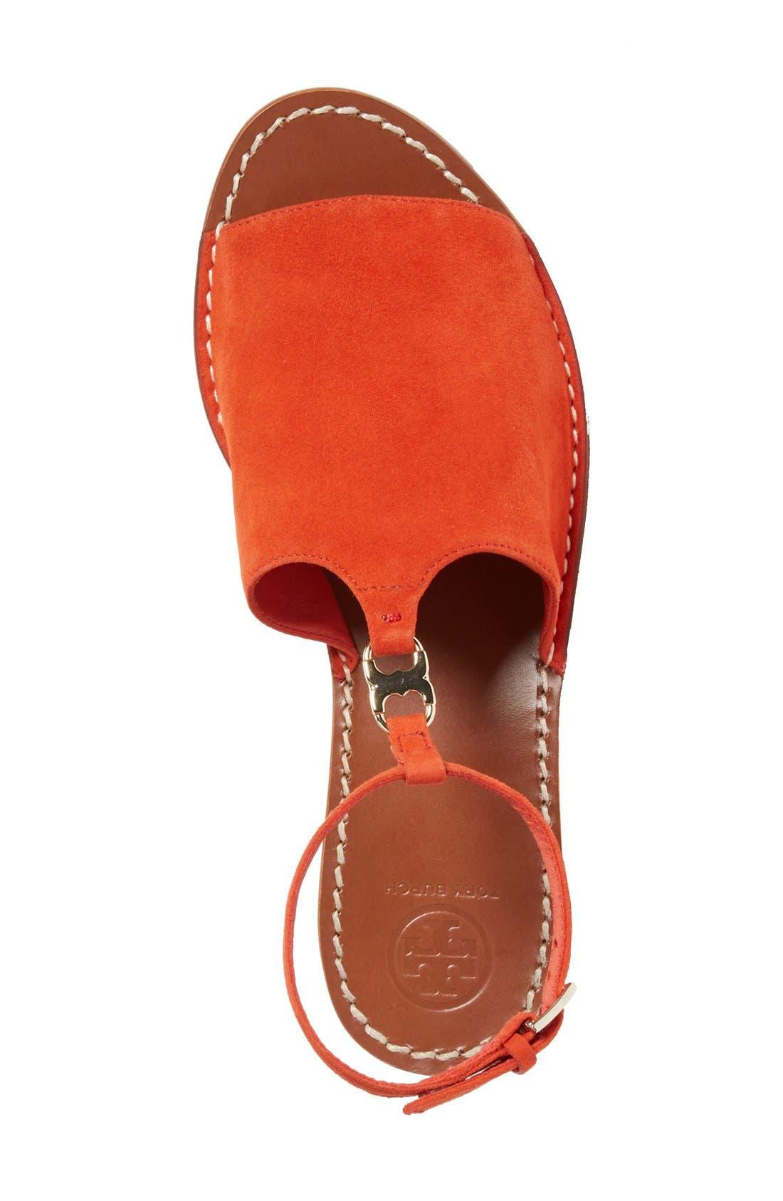 ,                             'Gemini Link' Ankle Strap Sandal,                             Alternate thumbnail 8, color,                             615