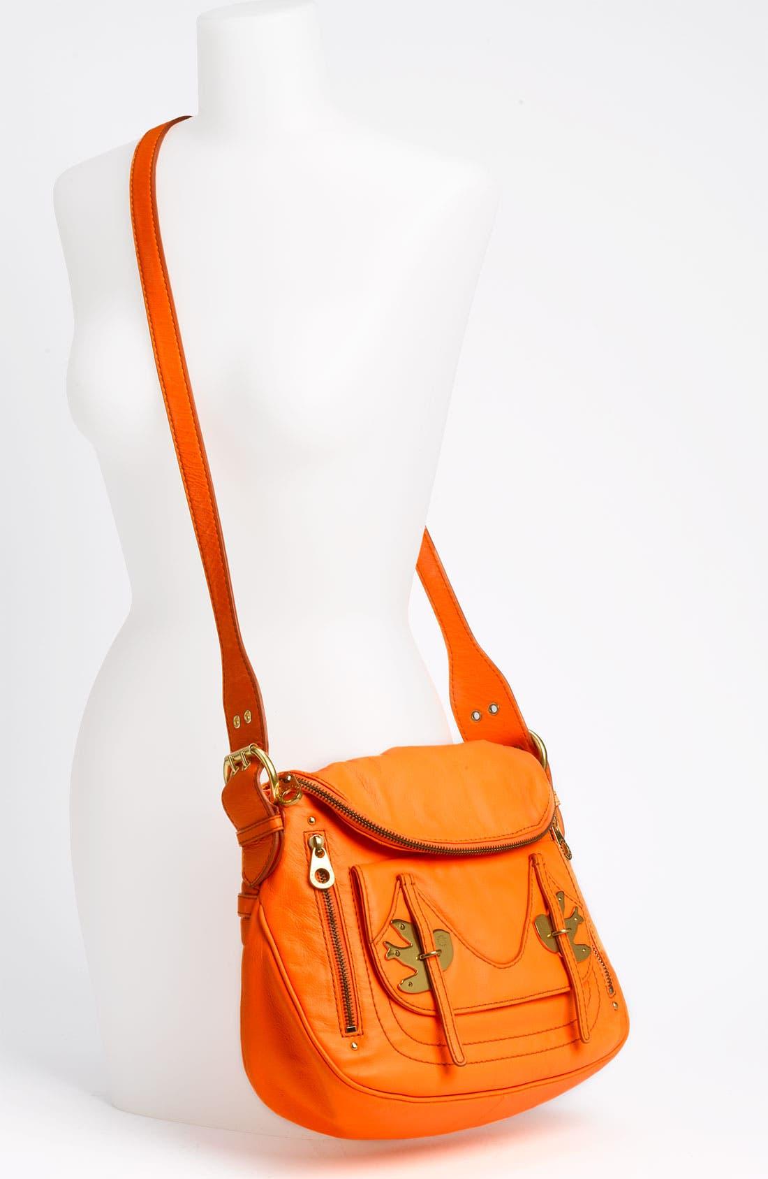 ,                             MARC BY MARC JACOBS 'Petal to the Metal - Natasha' Flap Crossbody Bag, Medium,                             Alternate thumbnail 47, color,                             823