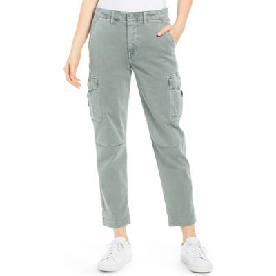 Hudson Jeans Jane Relaxed Cargo Pants, 3 - Green