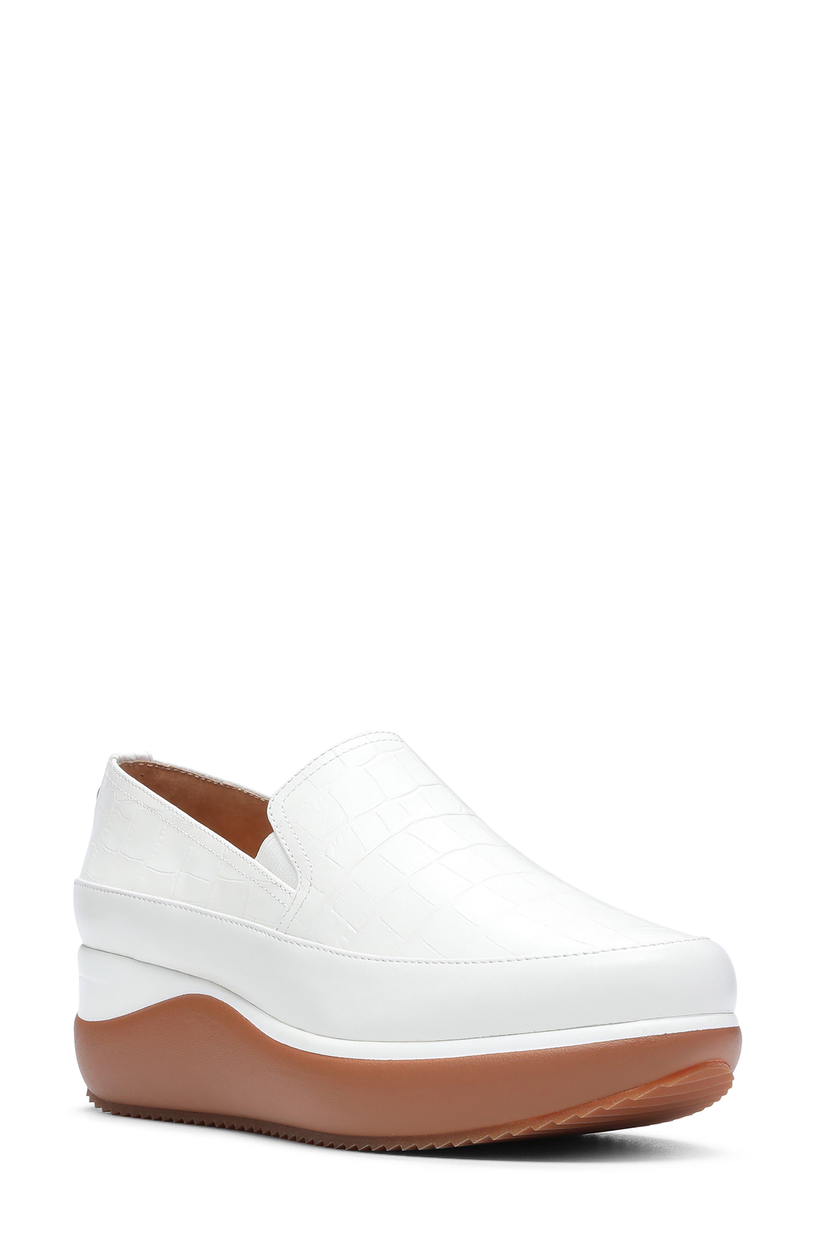 Lizzie Wedge Slip-On Sneaker