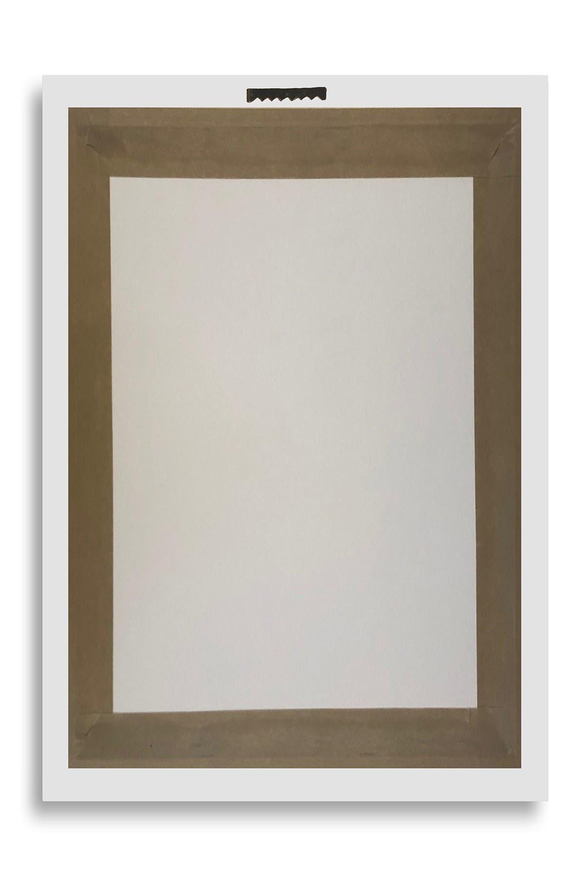 Image of Wynwood Studio Golden Solildarity Abstract Framed Wall Art
