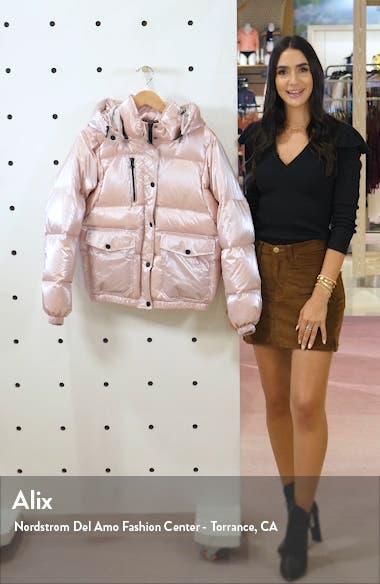 Mont Blanc Down Puffer Jacket, sales video thumbnail