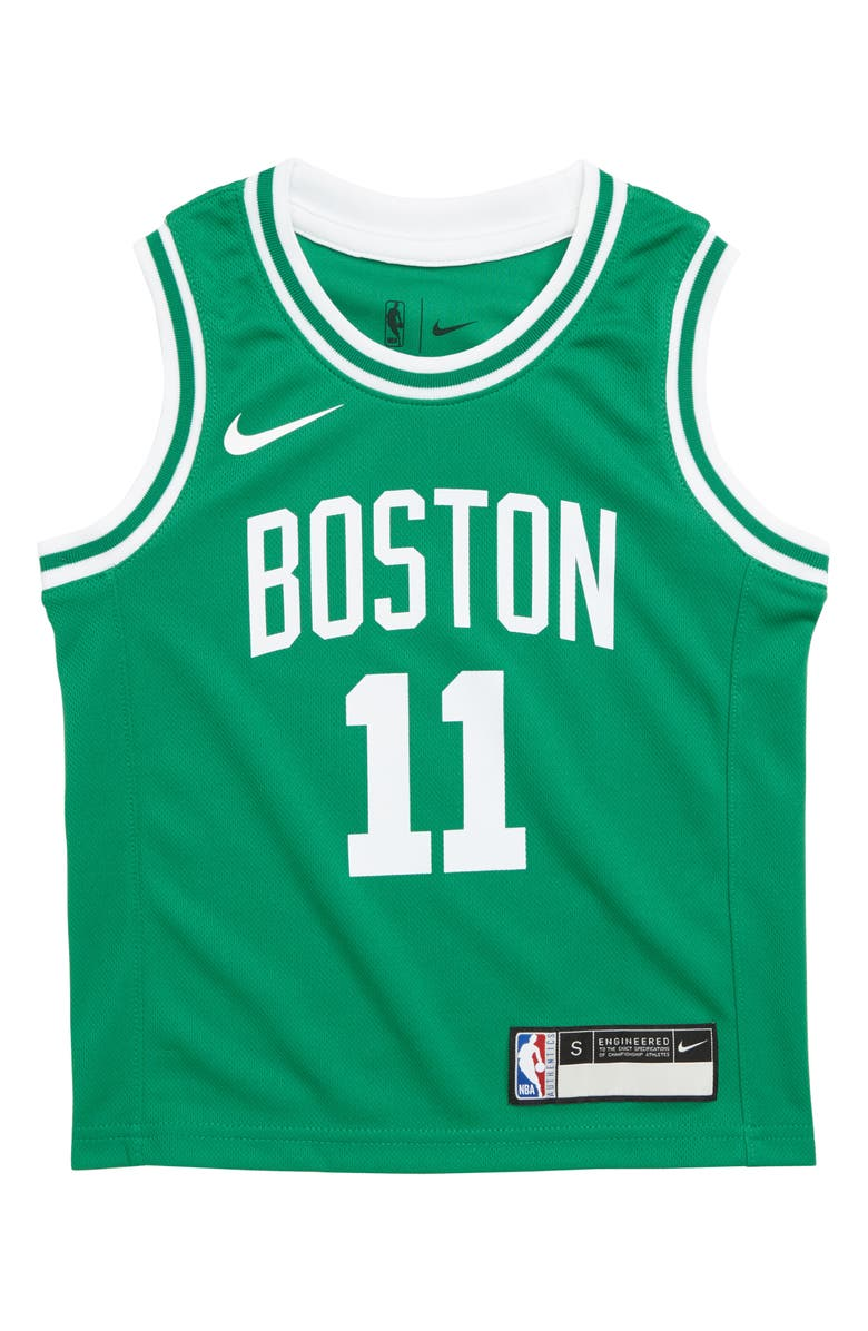 buy online 8573d a2790 Nike Boston Celtics Kyrie Irving Basketball Jersey (Toddler ...