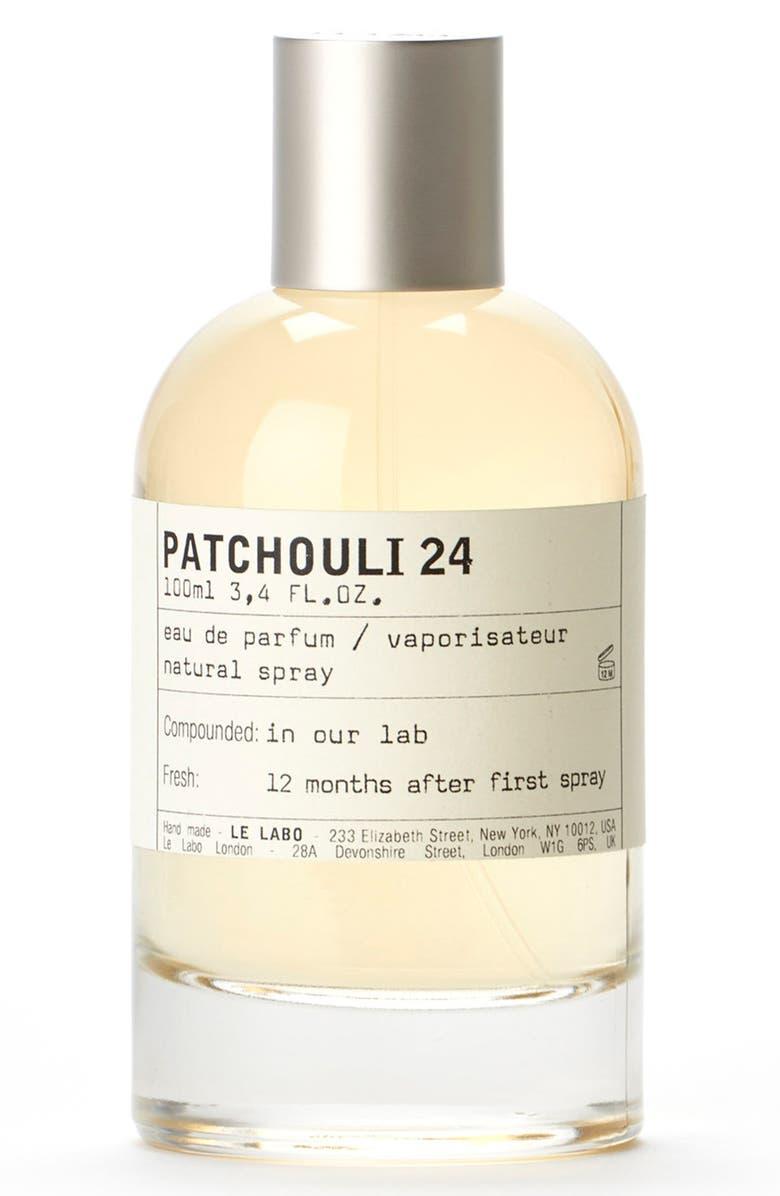 LE LABO 'Patchouli 24' Eau de Parfum, Main, color, NO COLOR