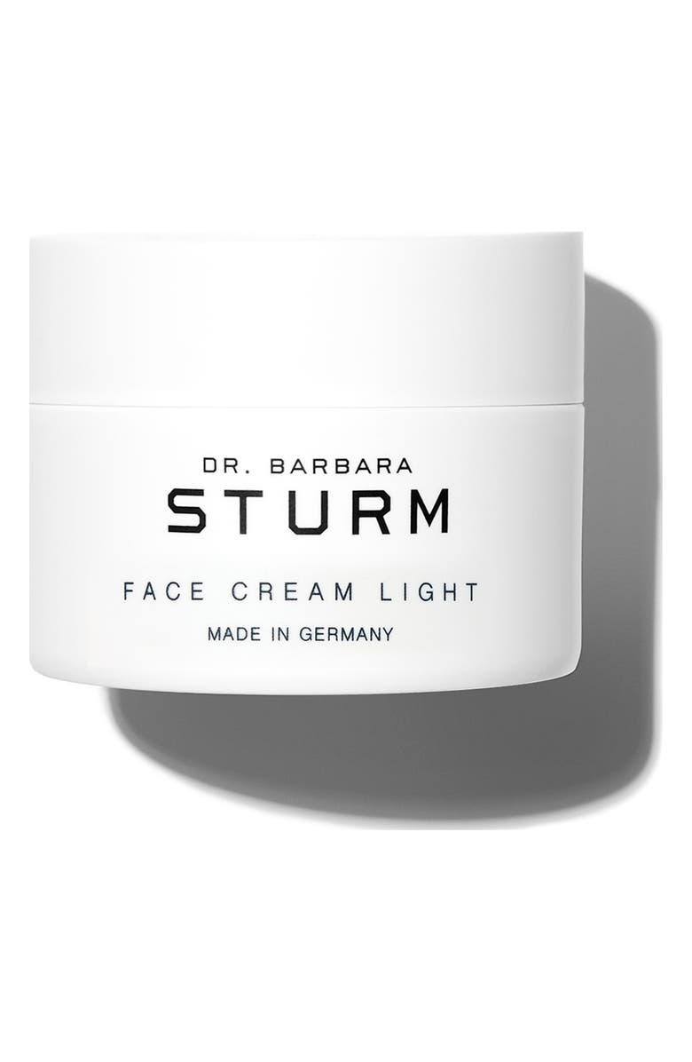 DR. BARBARA STURM Face Cream Light, Main, color, NO COLOR