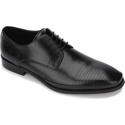 Kenneth Cole Reaction Pure Plain Toe Derby, Black