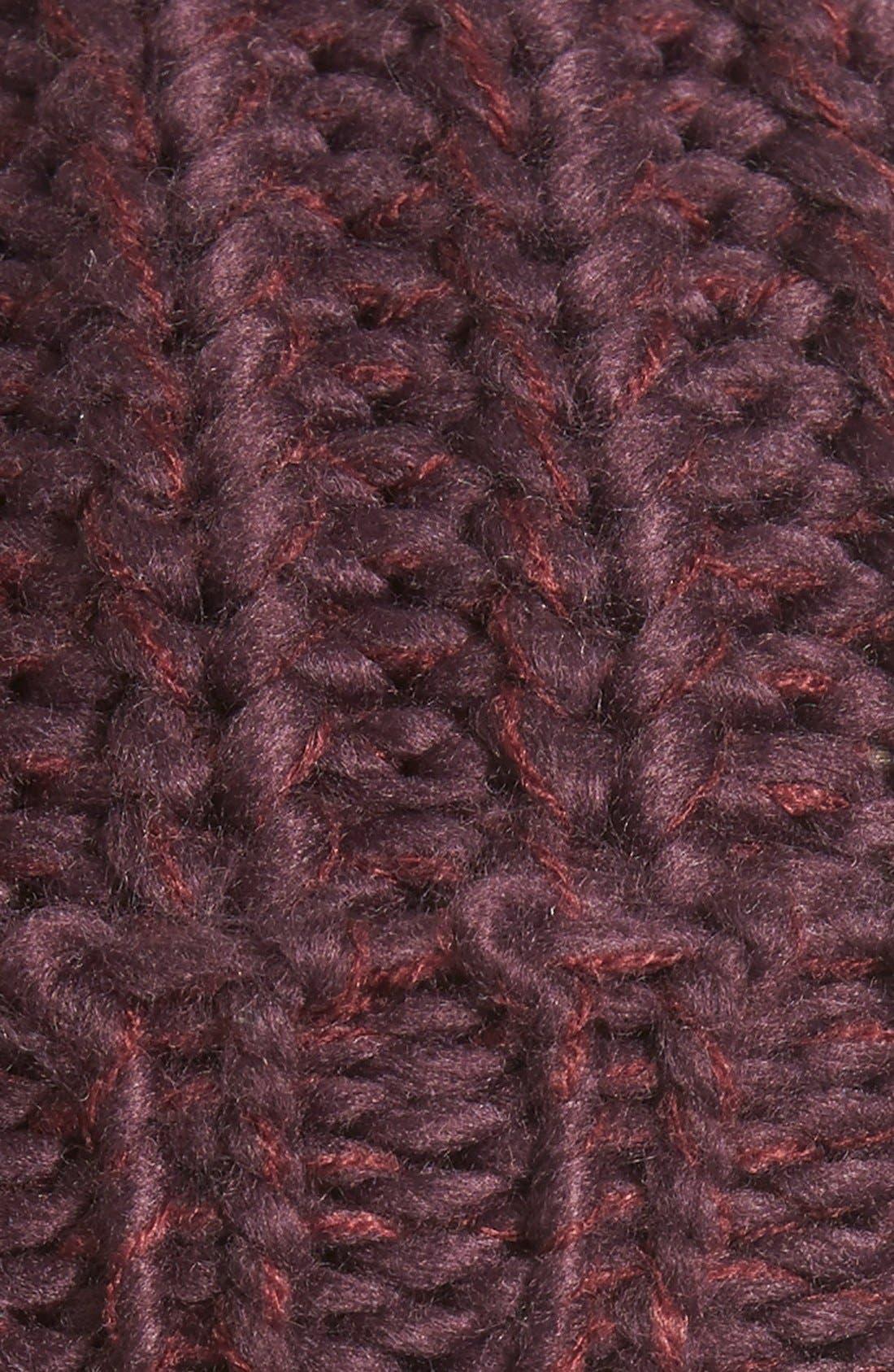 ,                             Chunky Rib Knit Beanie,                             Alternate thumbnail 19, color,                             930