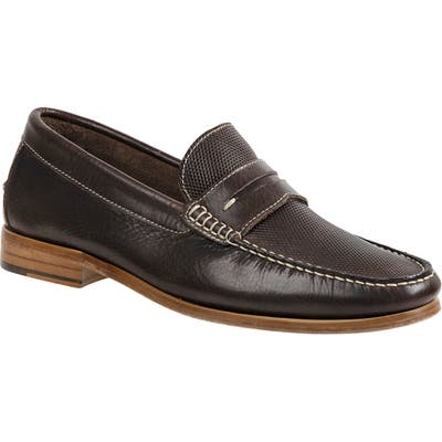 Sandro Moscoloni Jeromy Penny Loafer - Brown