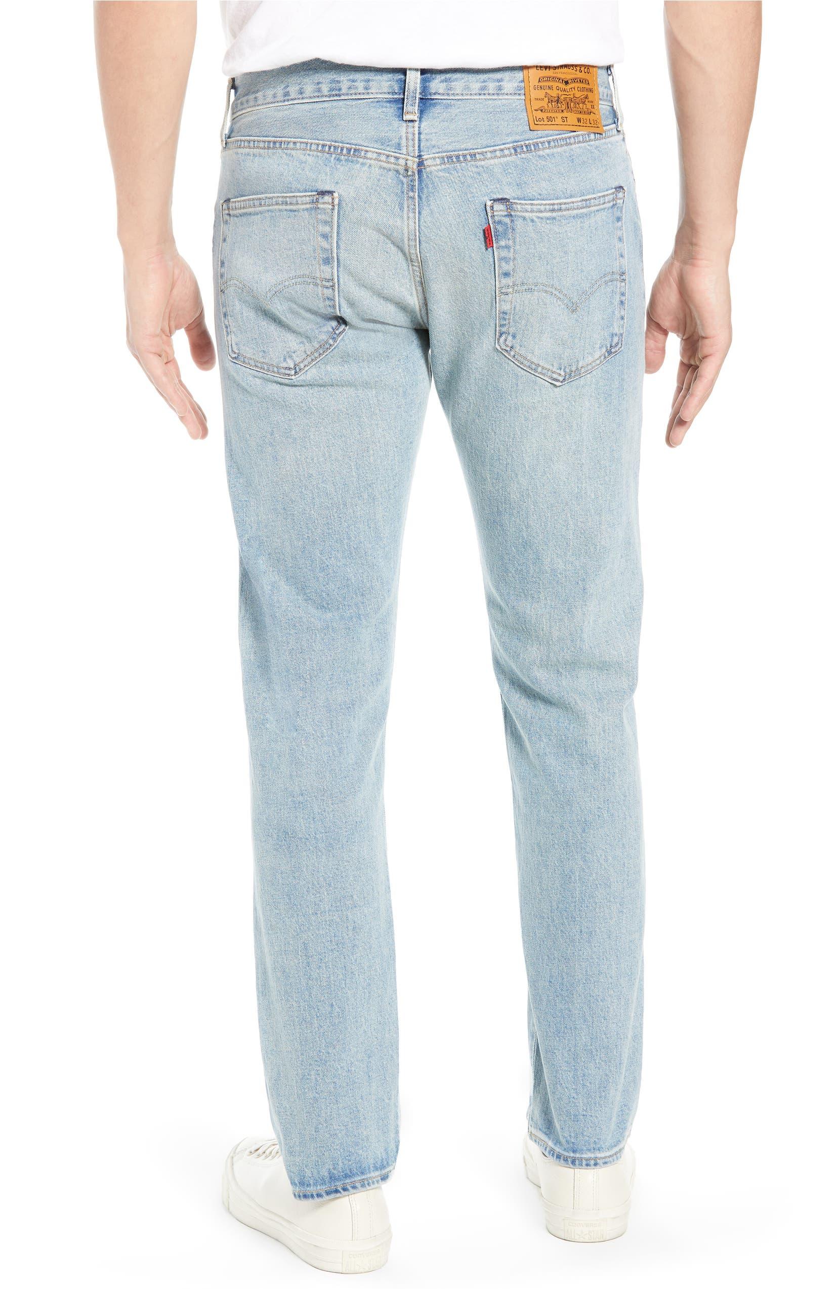 784cfbcf Levi's® x Justin Timberlake 501® Straight Leg Jeans (Hillman) | Nordstrom