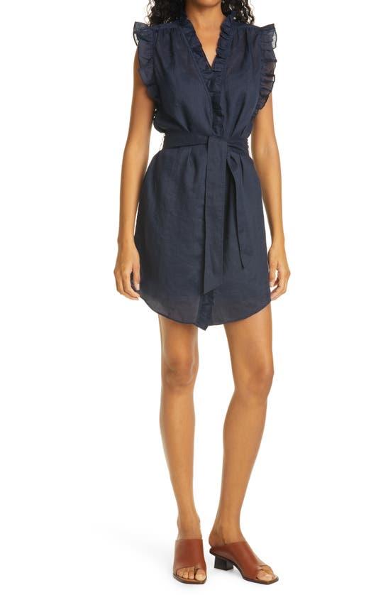 Frame Dresses LAUREN RUFFLE DRESS