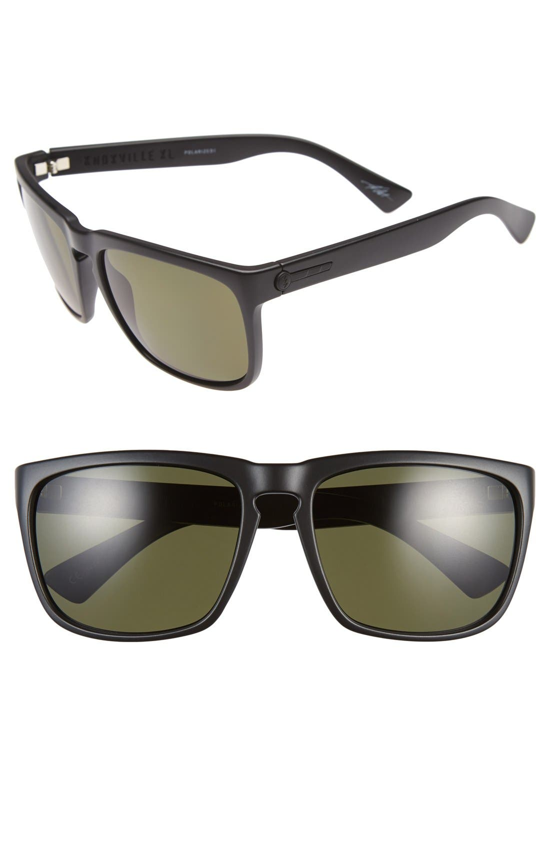 'Knoxville Xl' 61mm Polarized Sunglasses