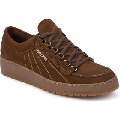 Mephisto Rainbow Sneaker, Brown