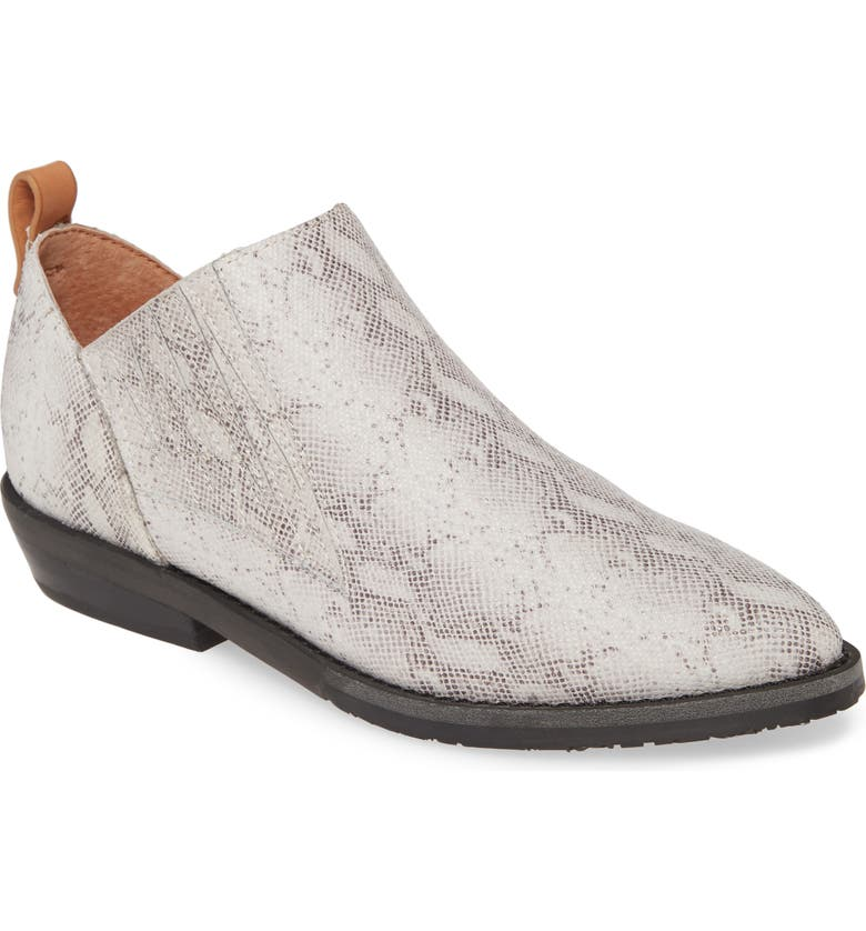 GENTLE SOULS BY KENNETH COLE Neptune Bootie, Main, color, WHITE MULTICOLOR LEATHER