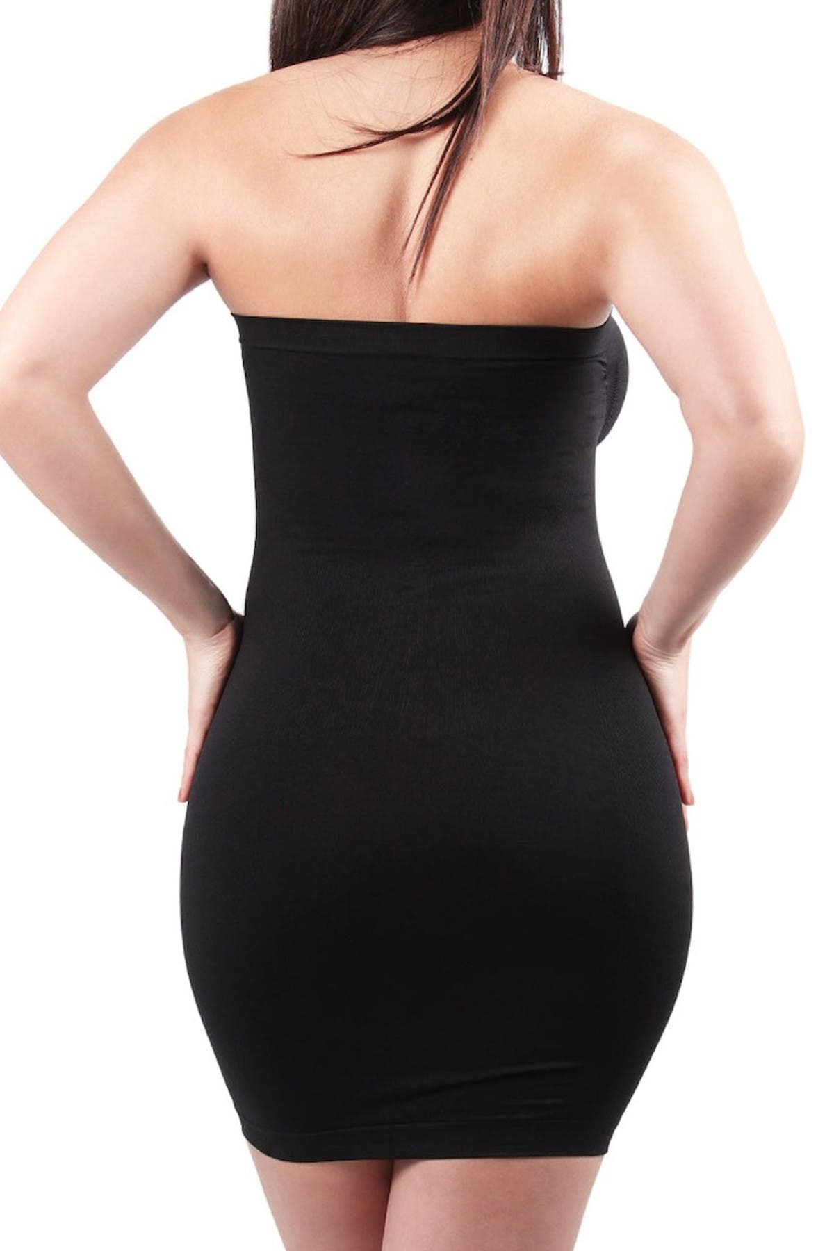 Image of MEMOI SlimMe Full Control Shaping Slip Dress