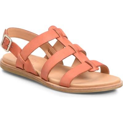 Kork-Ease Yoga Sandal, Orange