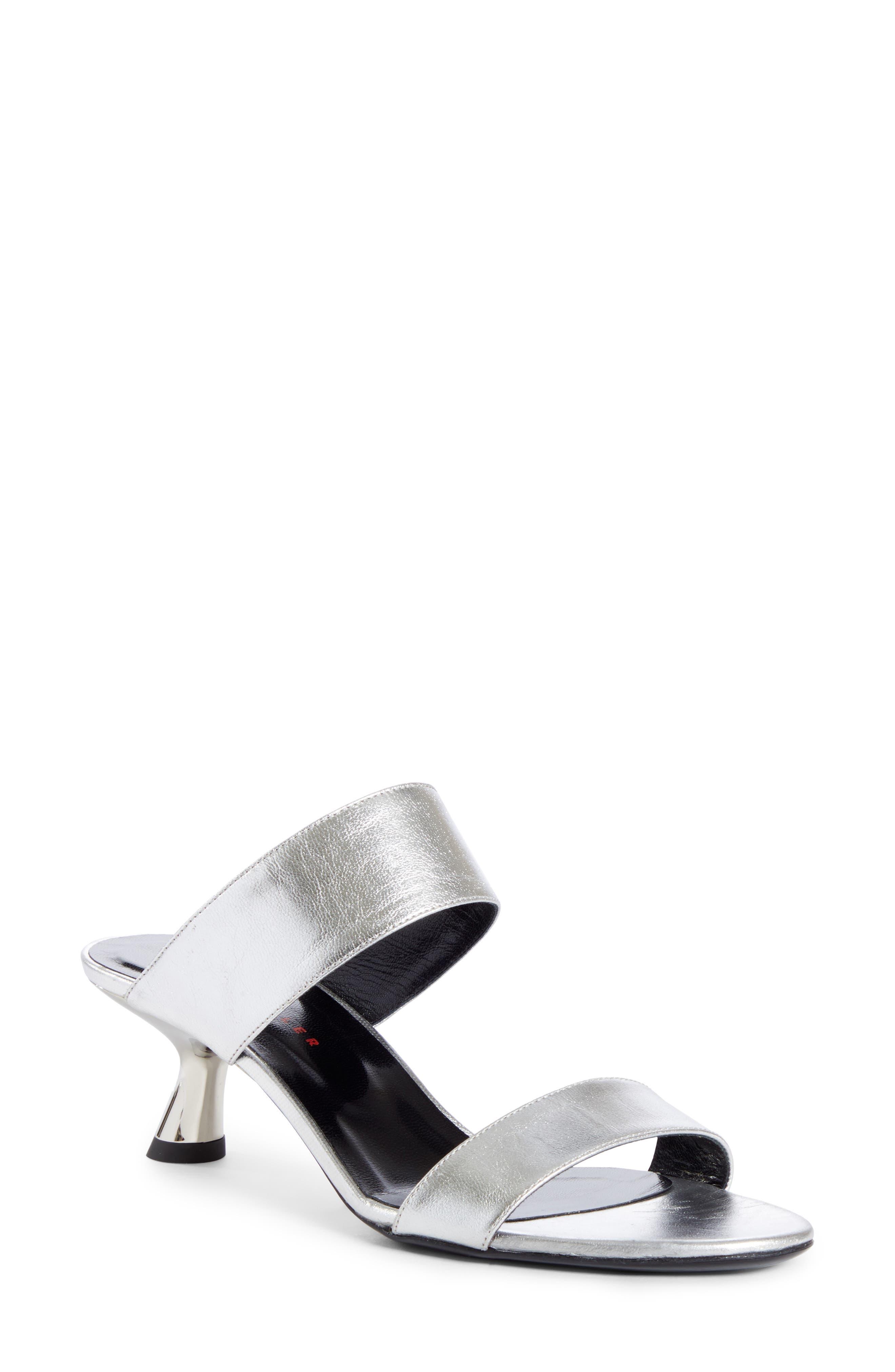 Simon Miller Shoes Tee Heel Sandal