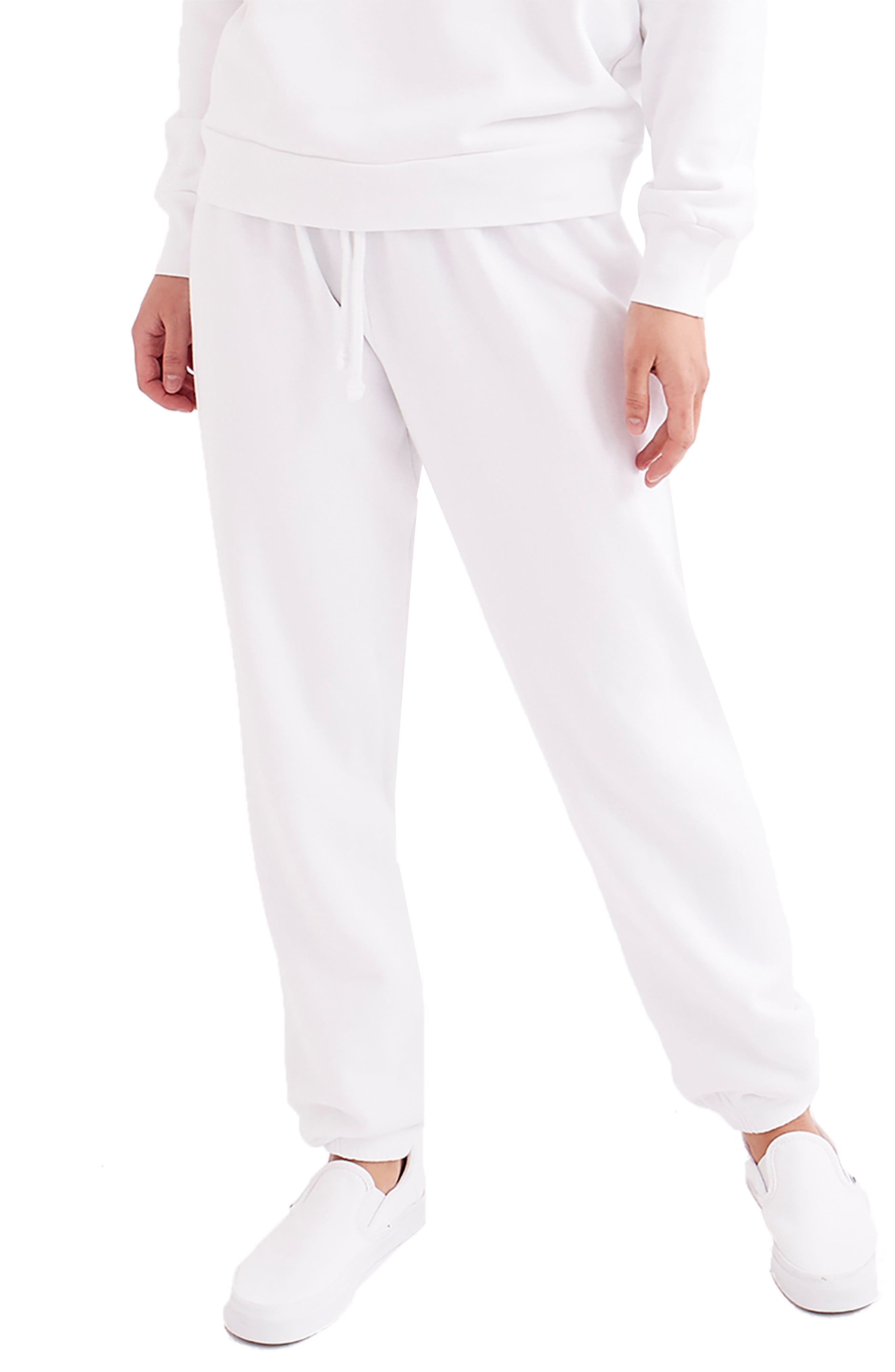 Relaxed Fit Terry Sweatpants