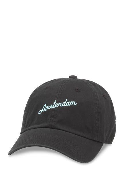 Image of American Needle Amsterdam Embroidered Baseball Cap