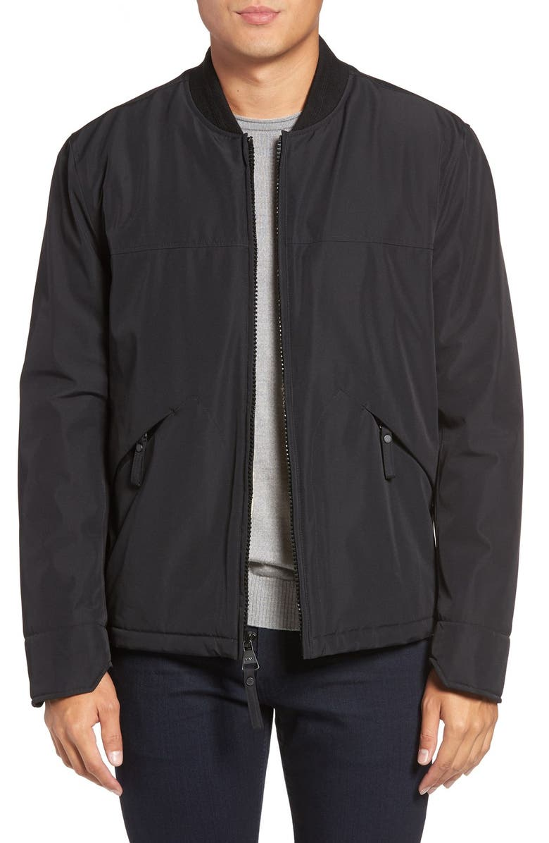 df6403065 Marc New York by Andrew Marc Dalton City Rain Bomber Jacket with ...