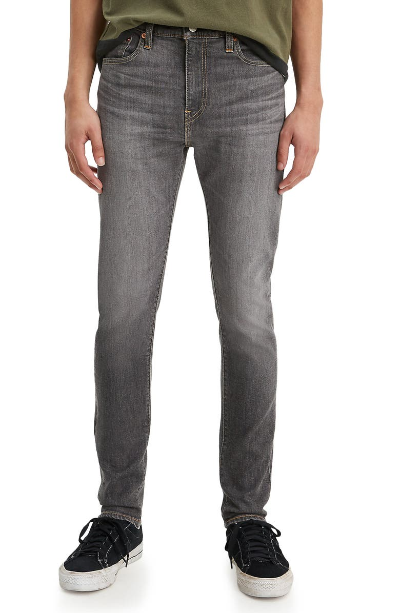 LEVI'S<SUP>®</SUP> 510<sup>™</sup> Skinny Fit Jeans, Main, color, DEATHCAP