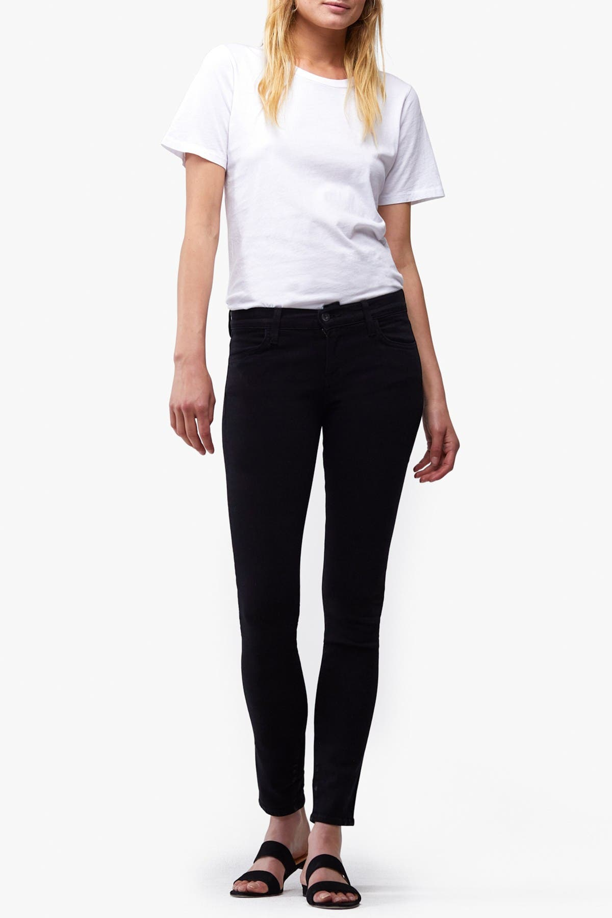 Image of BALDWIN Sophia Skinny Jeans