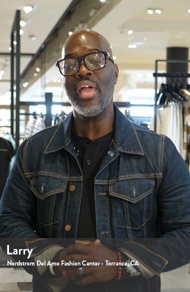 Blinder Skinny Fit Biker Jeans, sales video thumbnail