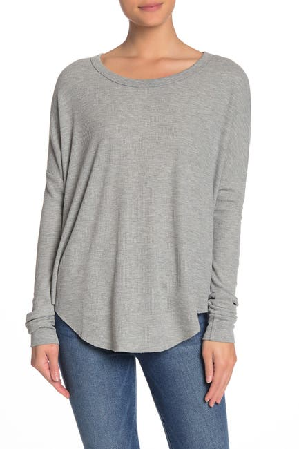 Image of WILDFOX Perry Basic Thermal T-Shirt
