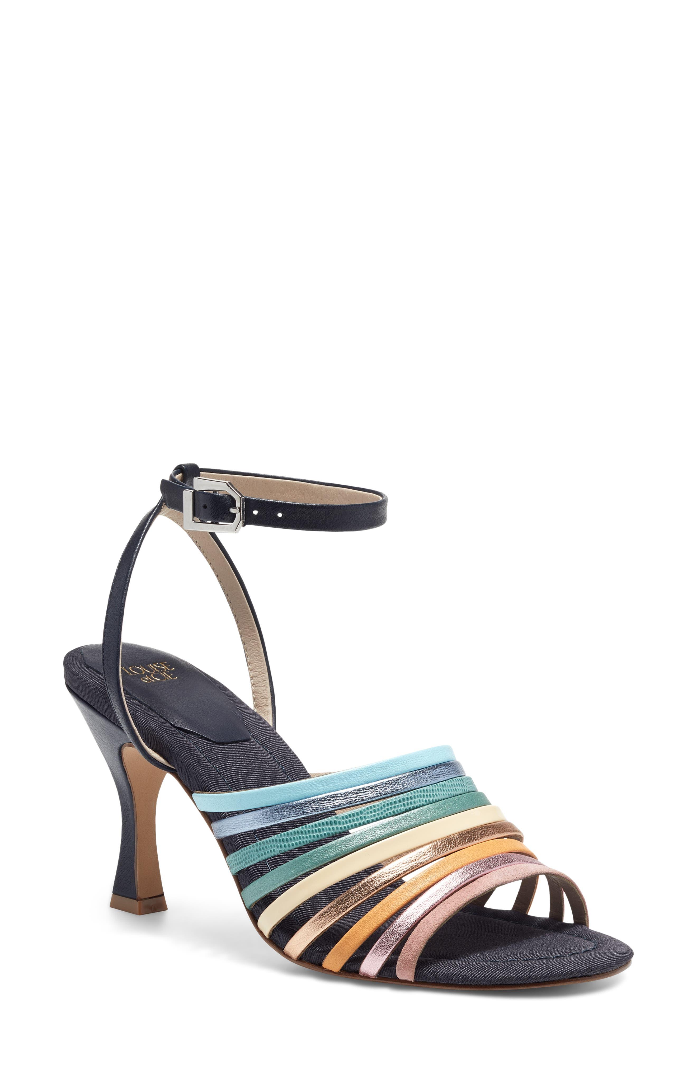 Hilree Ankle Strap Sandal