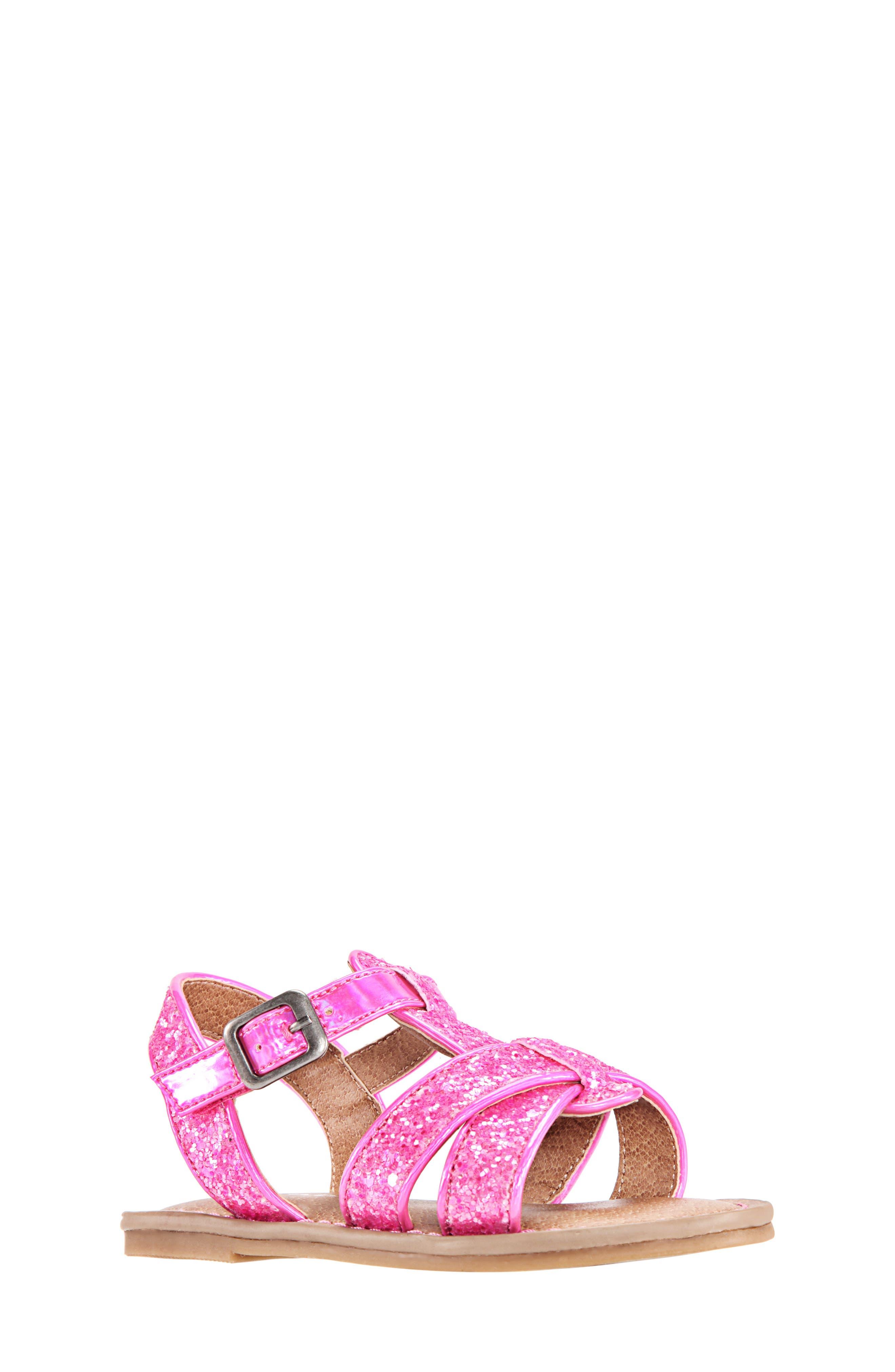 Toddler Girls Nina Bernice Glitter Sandal