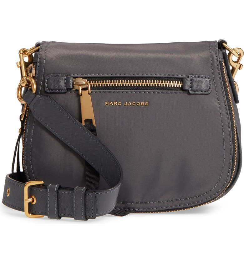 MARC JACOBS Trooper - Small Nomad Nylon Crossbody Bag, Main, color, 022