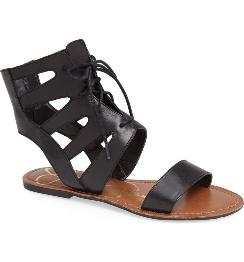 JESSICA SIMPSON 'Karrdeez' Sandal, Main, color, 002