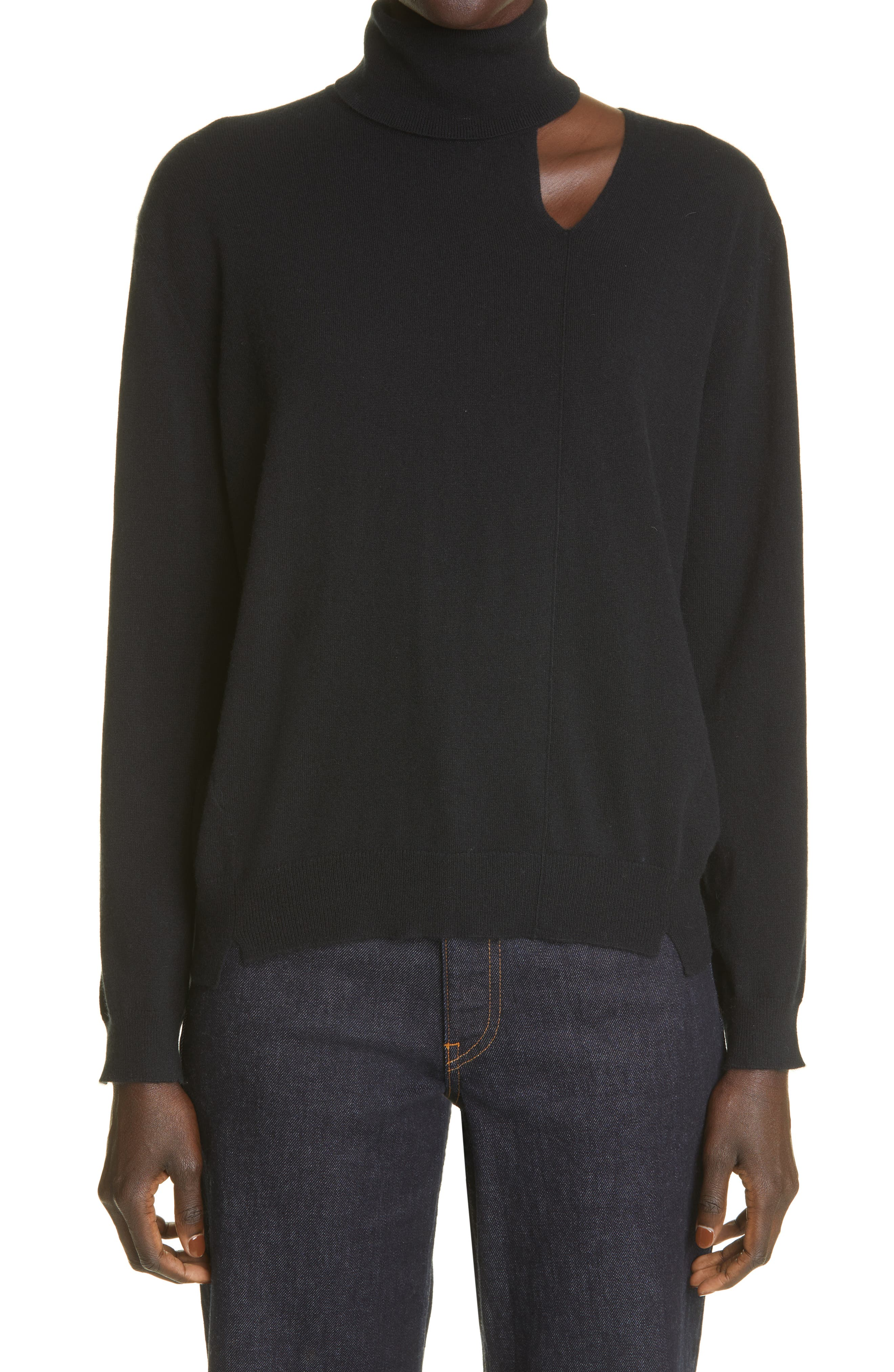 Women's Oyster Baby Goat Cashmere