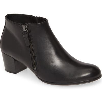 Ecco Shape 35 Ankle Bootie, Black