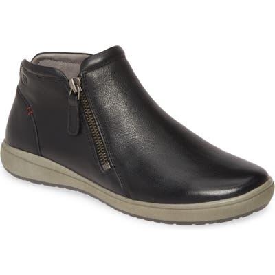 Josef Seibel Caren 09 Sneaker, Black