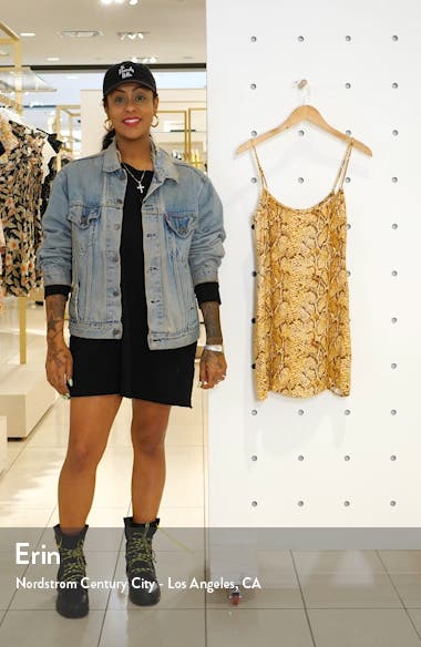 Vivette Tie Waist Minidress, sales video thumbnail
