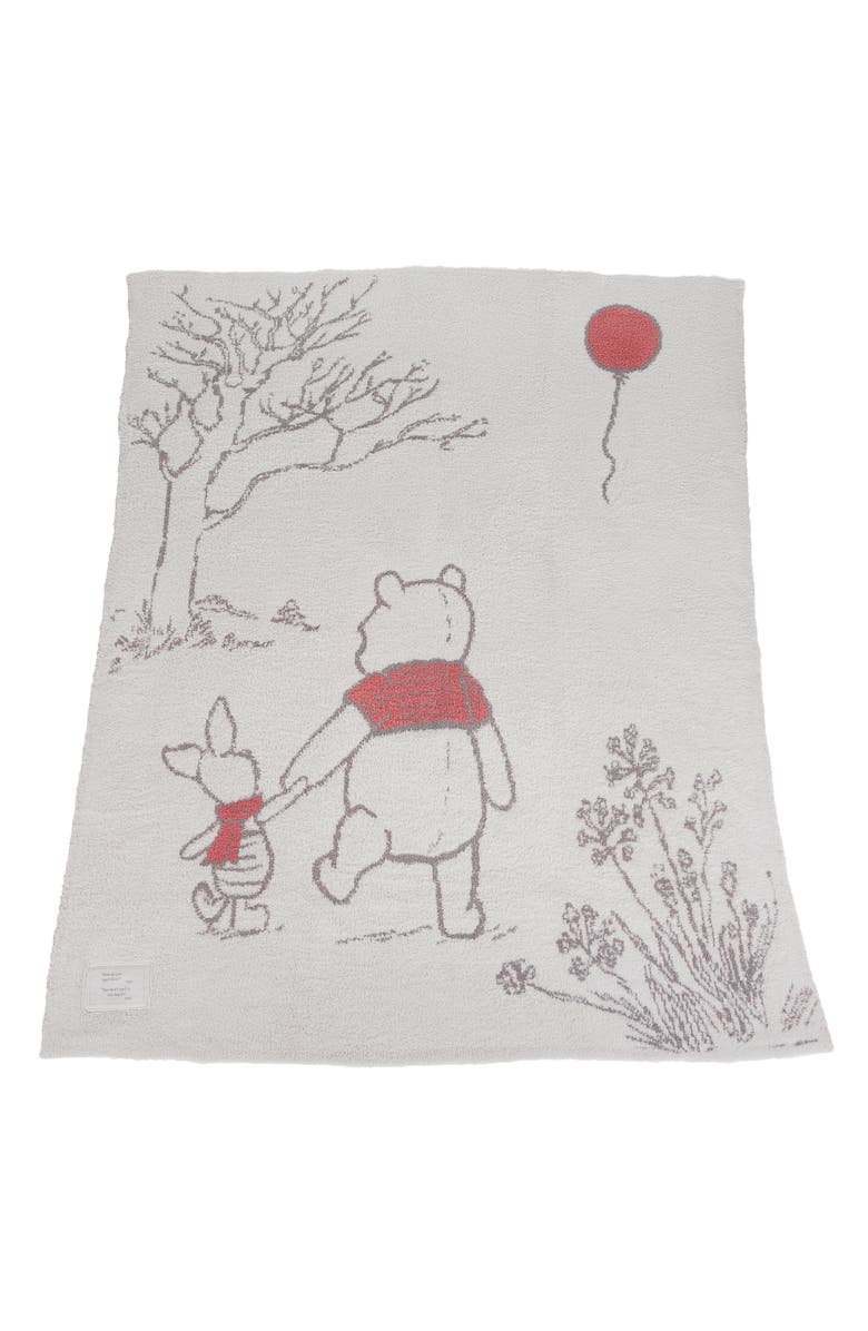 BAREFOOT DREAMS<SUP>®</SUP> CozyChic<sup>™</sup> Disney Winnie the Pooh Throw, Main, color, 250