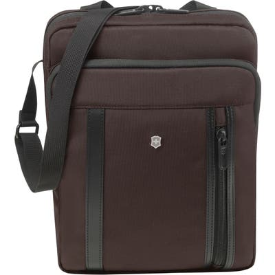 Victorinox Swiss Army Werks Pro 2.0 Crossbody Laptop Bag - Brown
