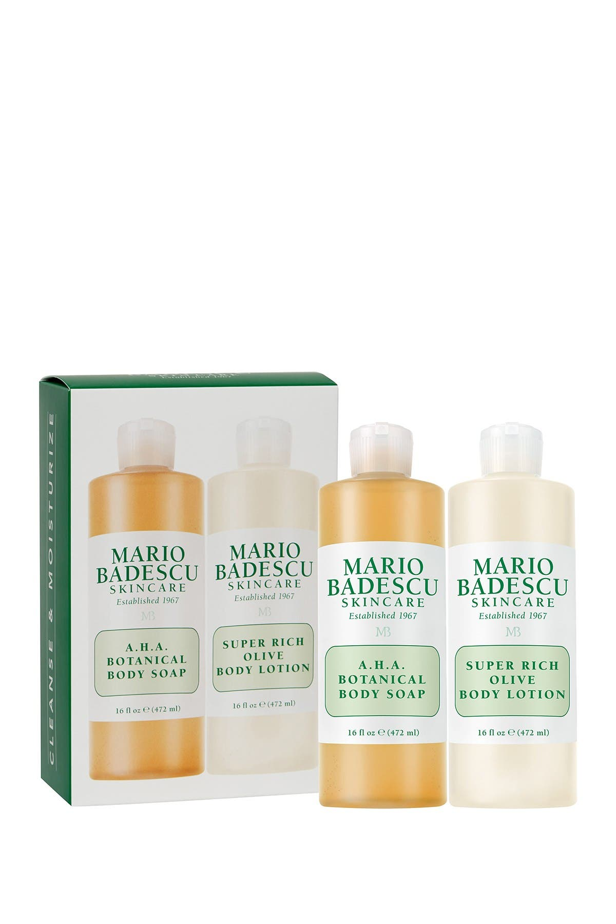 Image of Mario Badescu Jumbo Body Care Kit