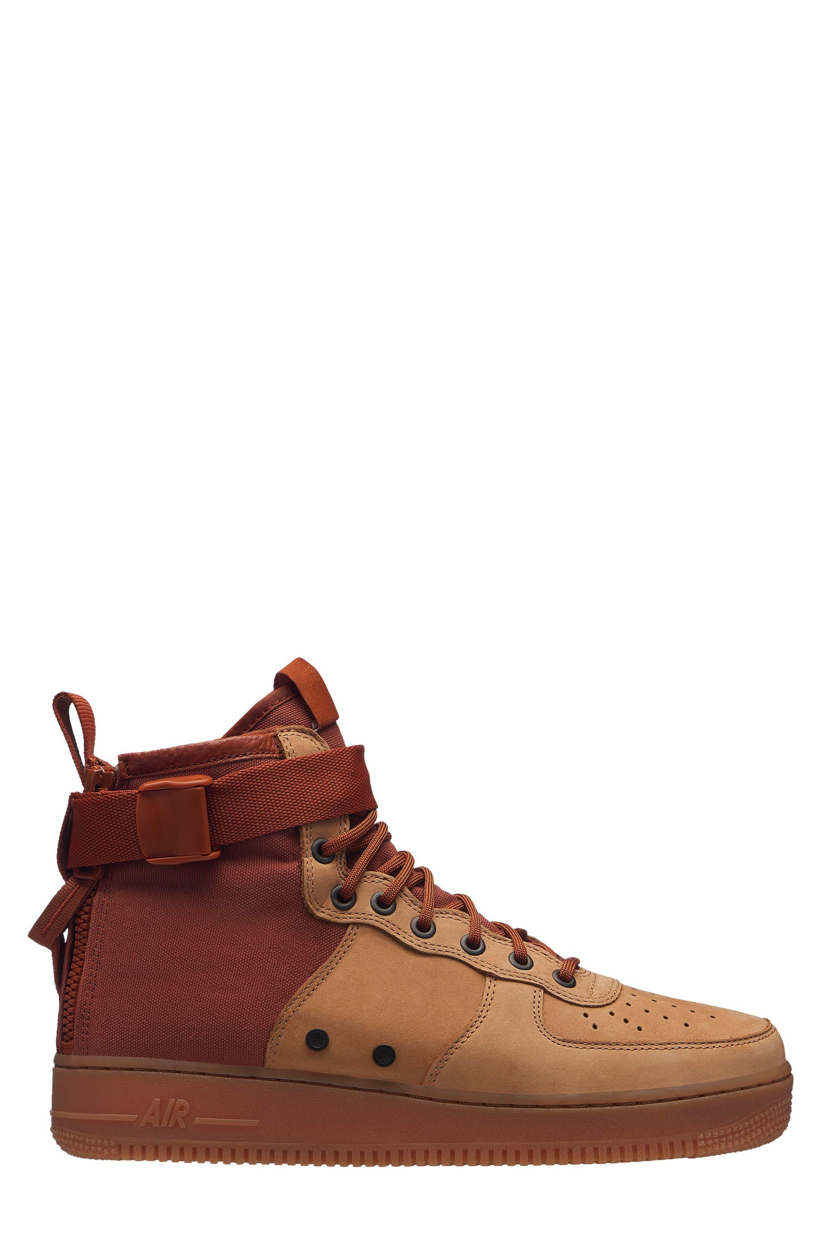 Nike SF Air Force 1 Mid Premium Sneaker Boot (Men) | Nordstrom