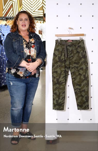 Camo Crop Skate Pants, sales video thumbnail