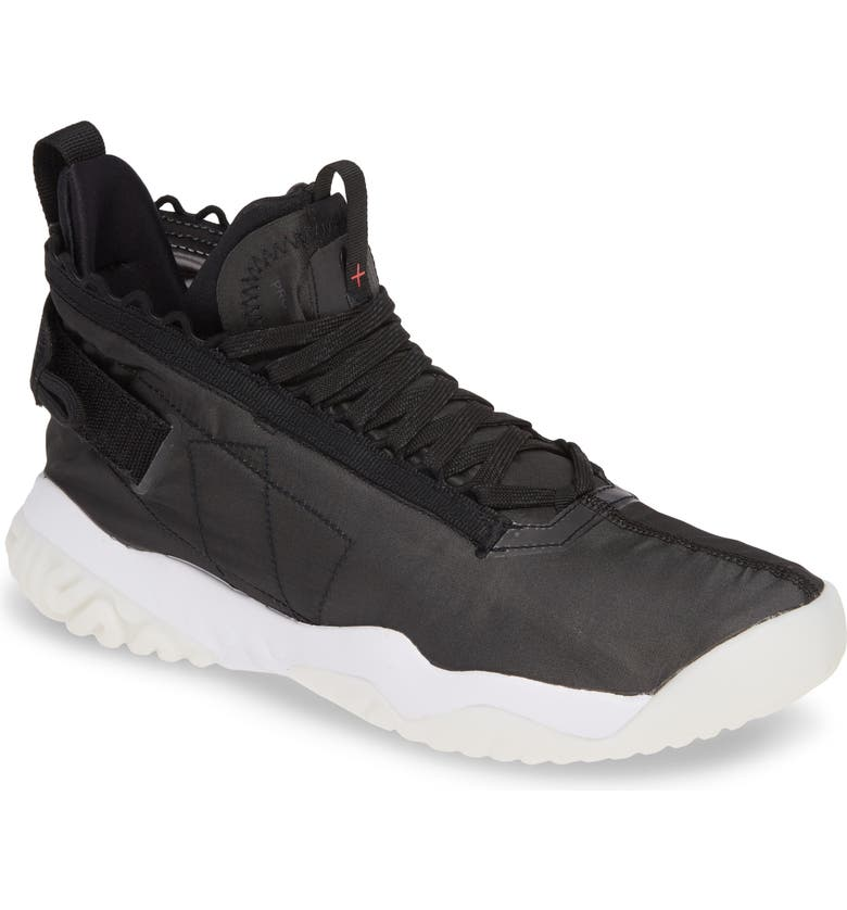 NIKE Jordan Proto React Basketball Shoe, Main, color, 001