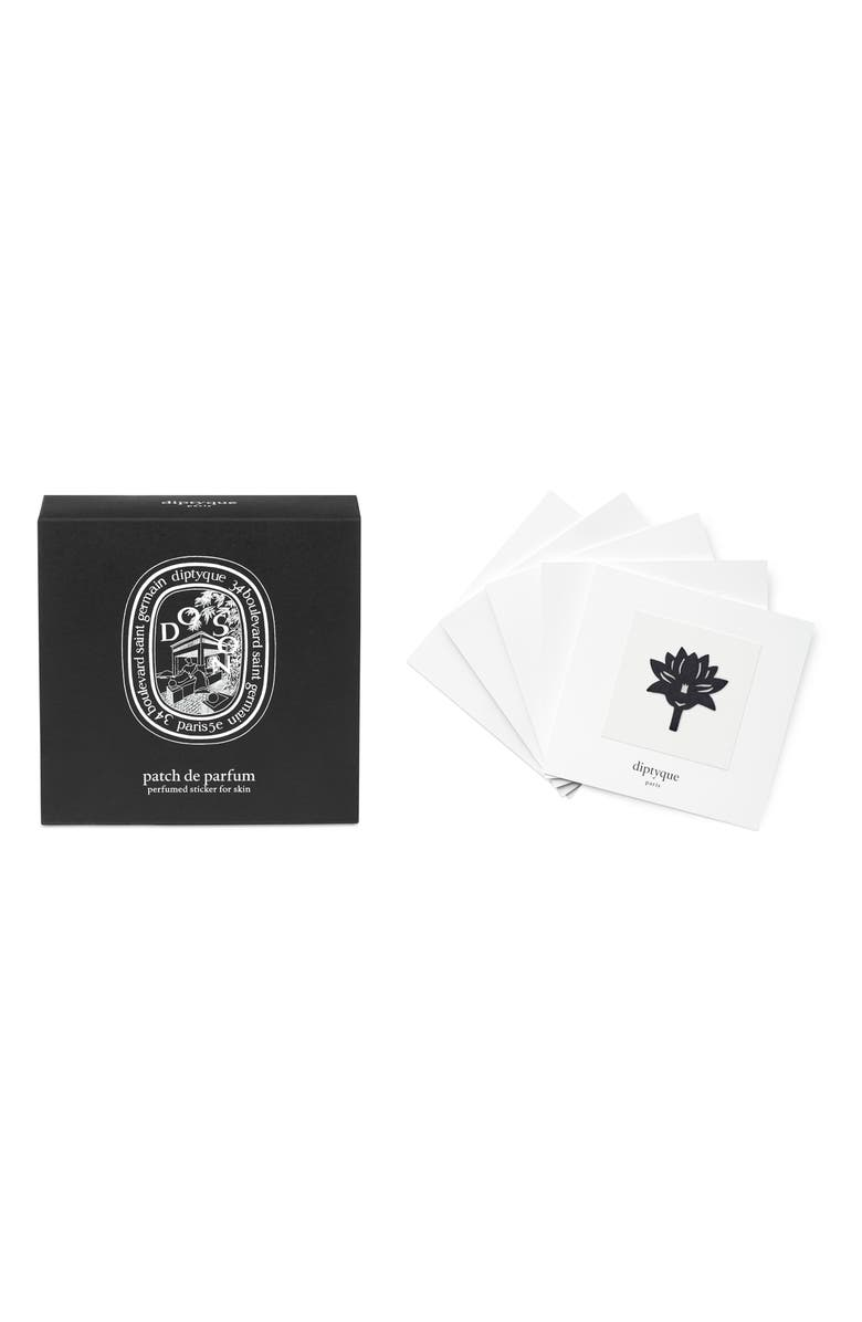 DIPTYQUE Do Son Perfumed Sticker for Skin, Main, color, NO COLOR
